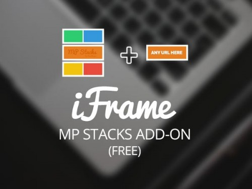 MP Stacks + iFrame