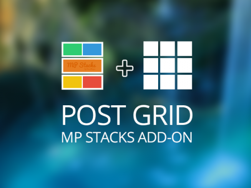 MP Stacks + PostGrid
