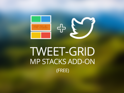 MP Stacks + Embed Tweets