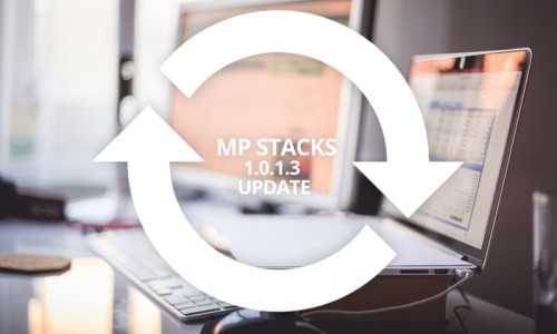 MP Stacks Updated to 1.0.1.3