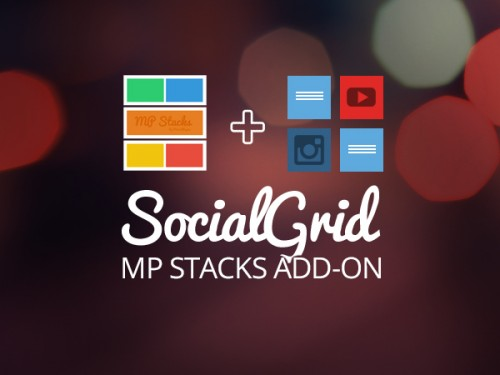 MP Stacks SocialGrid Support