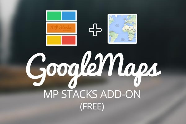 MP Stacks + GoogleMaps