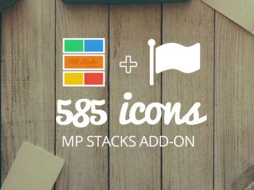MP Stacks + Icons