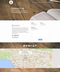 Contact Us (page)