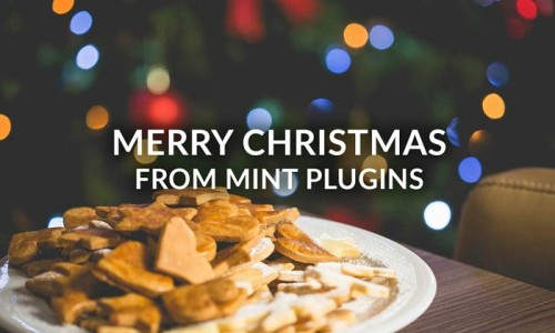 Merry Christmas from Mint Plugins!