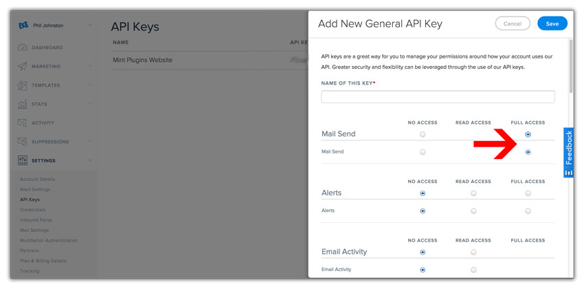 sendgrid-api-settings