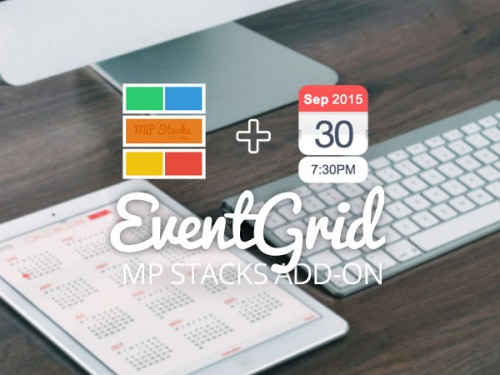 MP Stacks + EventGrid